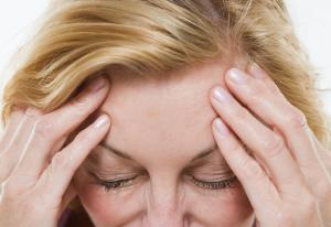 Headache relief with self massage